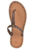 UGG AUSTRALIA Womens Bria Sandals choco