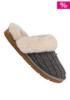 UGG AUSTRALIA Womens Cozy Knit heathered grey