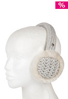 UGG AUSTRALIA Womens Marled Wired Earmuff cream multi