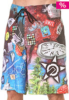 UNIT RIDERS Imagination Boardshort multi