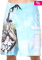 UNIT RIDERS Paradise Boardshort blue