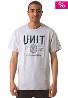 UNIT RIDERS Region S/S T-Shirt athletic heather