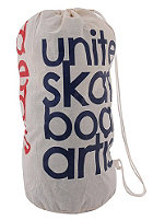 UNITED SKATEBOARD ARTISTS Century Seabag nature/navy/red