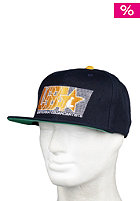 UNITED SKATEBOARD ARTISTS College Cap navy/white orange