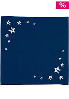 UNITED SKATEBOARD ARTISTS Stars Bandana navy/acid white