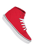 VANS 106 Hi red/true white