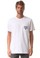 VANS Angular Pocket S/S T-Shirt white