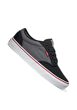 VANS Atwood Canvas black/grey/red