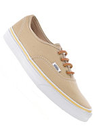 VANS Authentic (brushed twill) Incense