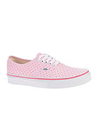VANS Authentic (chambray dots) pink