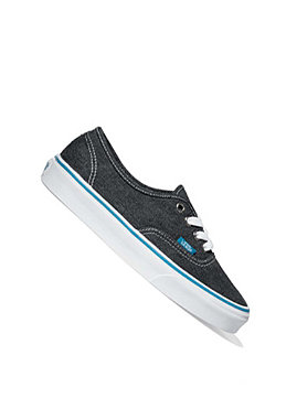 VANS Authentic Denim black/true white