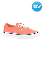 VANS Authentic fusion coral/tr