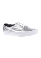VANS Authentic (glitter) silver