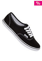 VANS  Authentic Lo Pro black/true whit