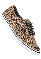 VANS Authentic Lo Pro leopard herringbone