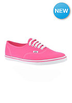 VANS Authentic Lo Pro neon pink glo