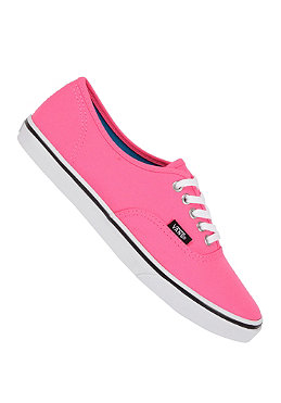 VANS Authentic Lo Pro neon pink
