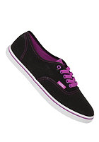 VANS Authentic Lo Pro neonblack/pur