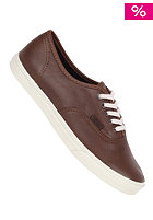 VANS Authentic Lo Pro Shoes (aged leather)