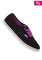 VANS Authentic Low Pro neonblack/pur