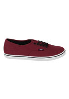 VANS Authentic Low Pro tawny port/true