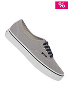 Authentic mid grey/navy