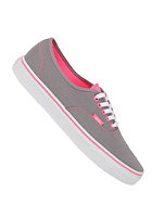 VANS Authentic neon pop fros