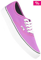 VANS Authentic neon purple/t