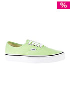 VANS Authentic paradise green/true white