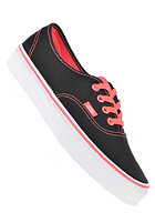 VANS Authentic (pop) black/neo
