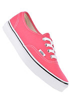 VANS Authentic rouge red/trwt