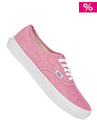 VANS Authentic SLI chambray red