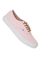 VANS Authentic Slim brushed twill-soft pink