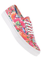 VANS Authentic Slim multi floral true white
