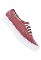 VANS Authentic Slim red