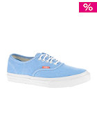 VANS Authentic Slim (rope lace) malibu blue/coral