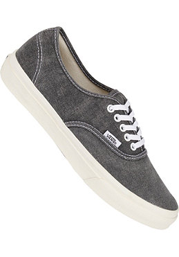 VANS Authentic Slim washed black