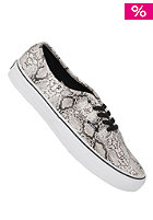 Authentic snake silver