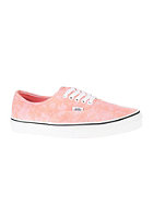VANS Authentic (sparkle) coral