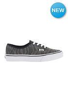 VANS Authentic (suede) zebra/t