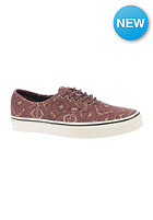 VANS Authentic (tribe rug) red