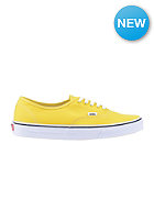 VANS Authentic vibrant yellow/
