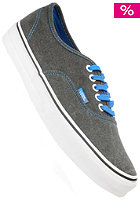 VANS Authentic washed black