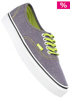 VANS Authentic washed purple