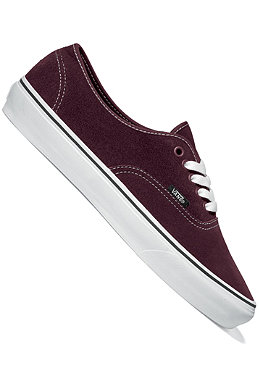 VANS Authentic winetasting/true white