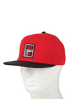 VANS AV Futurepast Snapback Cap reinvent red
