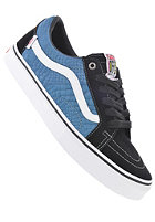 VANS AV Native American Low black/slate blu