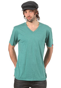 VANS Basic V-Neck S/S T-Shirt newport heather