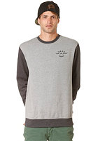 VANS Benicia Concrete Hooded Sweat concrete hthr/n
