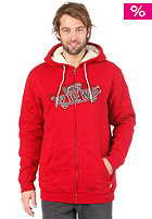 VANS Bennett Sherpa Sweat red